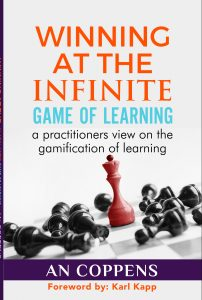What should be in my book on gamification of learning?