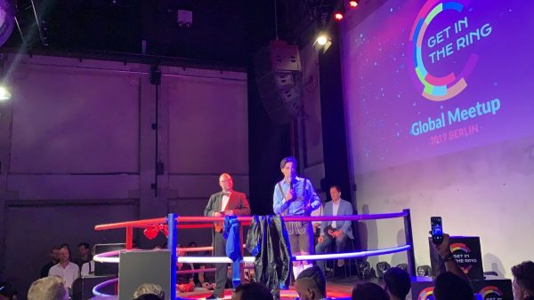 Get in the Ring 2019